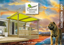 Consulter le catalogue 2017 - les Terrasses Clairval