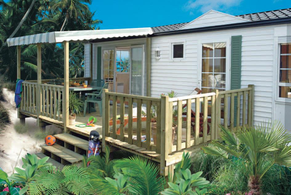 les terrasses du lys mhp loisirs. Black Bedroom Furniture Sets. Home Design Ideas