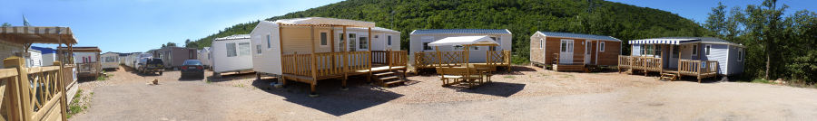 Exposition MHP Loisirs - Mobil-home Neufs & Occasions dans le Var