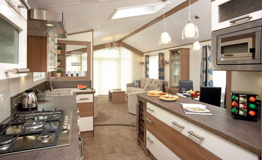 atlas concept lodge 3 | mhp loisirs - Cuisine Equipee Atlas