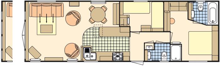 Atlas Concept Lodge 41x13 - 2 Chambres