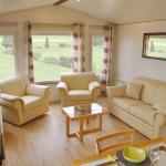 Salon panoramique, confortable et spacieux
