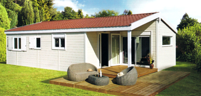 Mobil homes mhp loisirs for Mobil chalet