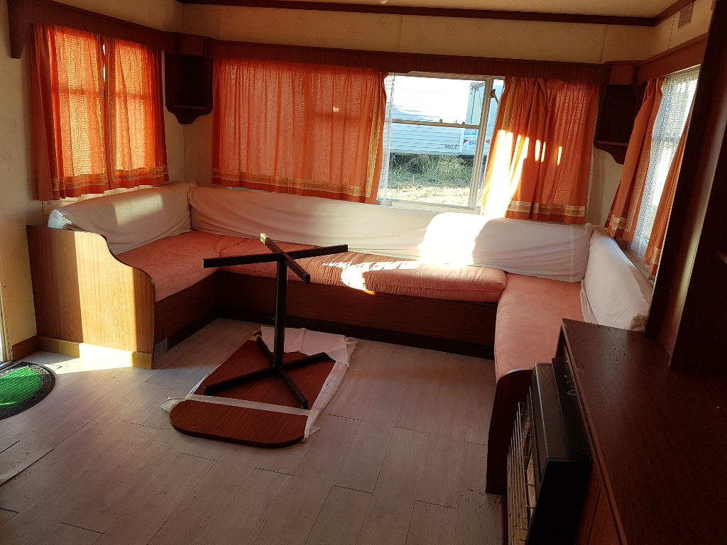 Mobil-home Panoramique 10m80 x 3 – Toit Plat – 2 Chambres