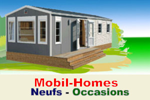 mobil-homes NEUFS & Occasions