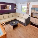 Salon - 8.40 2 chambres