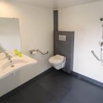 salle d'eau adaptée PMR