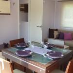 Mobil-Home 40 m² – Sur Parcelle – ouvert toute l'année