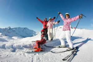 famille-sport-d-hiver
