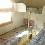 Mobil-home panoramique 9,20 x 3 m – toit plat