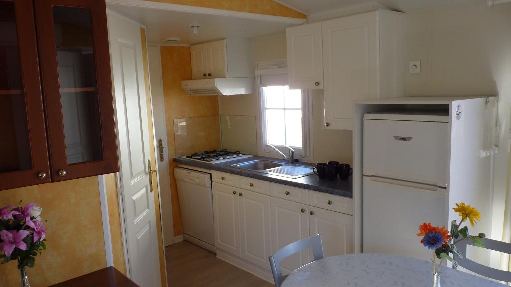 Louisiane – 2 Chambres – 30 m² – Climatisation Réversible