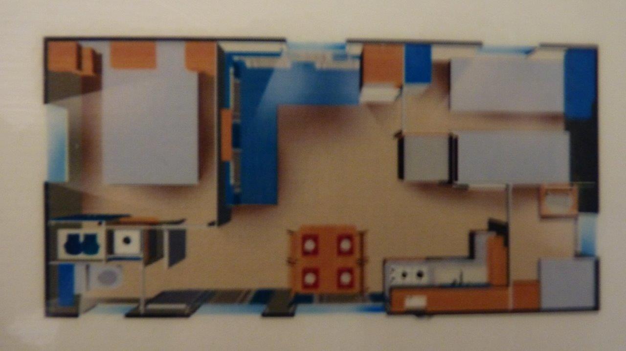 RapidHome Loft – 30 m² – 2 Chambres