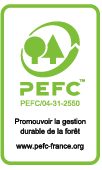 PEFC-isolants