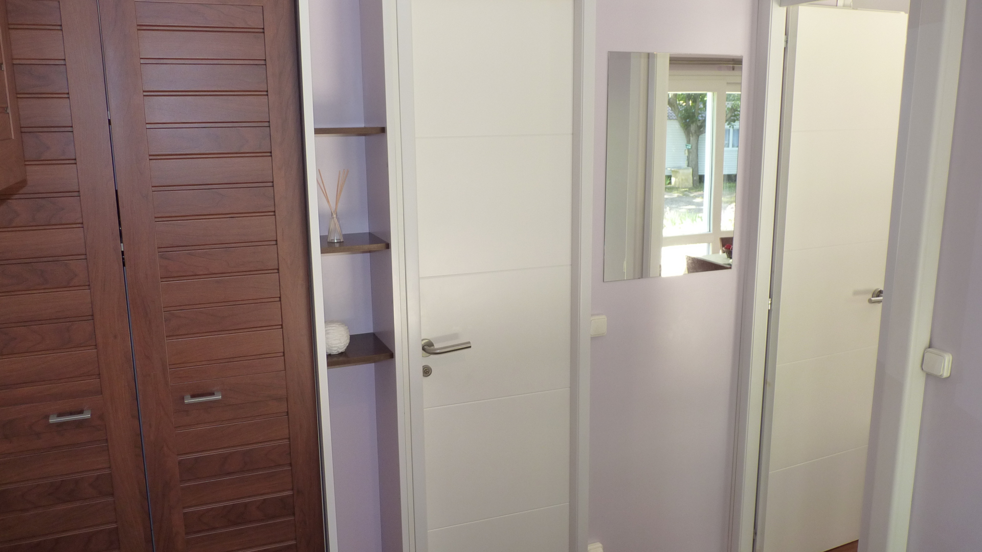 Mobil-home 3 Chambres – 40m² – 10×4 m
