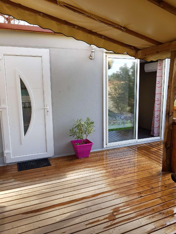 Chalet – Mobile-Home 40 m² – en L – Isolation Été-Hiver