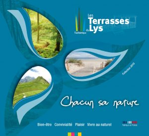 Catalogue Les Terrasses du Lys - Collection 2018