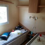 Mobil-home BURSTNER – 7,60 x 4m – 2 chambres