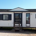 Mobil-home – 12m x 4 – 48 m² – Chalet mobile – 3 Chambres