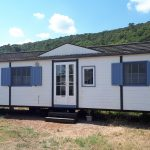 Mobil-home – 12m x 4 – 48 m² – Chalet mobile – 2 Chambres